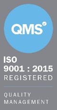 Matrica conforms to ISO 9001 standards.